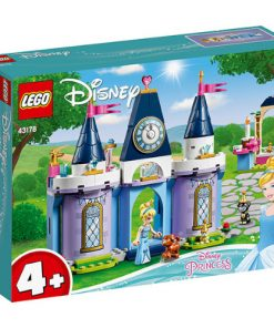 LEGO Disney Sarbatorirea Cenusaresei la Castel 43178
