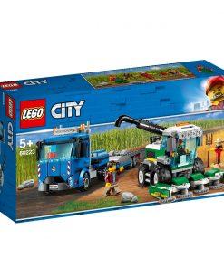 LEGO® City - Transportor de seceratoare (60223)