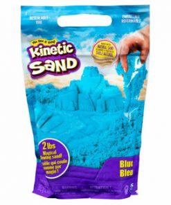 Kinetic Sand Albastru, 900 grame
