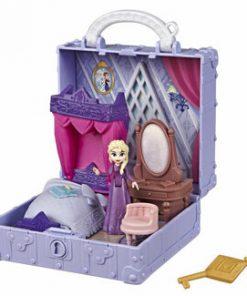 Frozen 2 Set Cutia cu povesti - Dormitorul Elsei