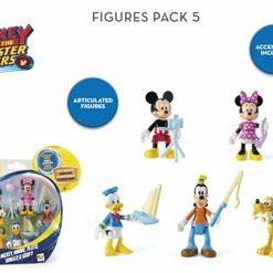 Pachet de 5 figurine articulate Disney