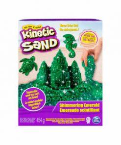 Kinetic Sand, Pietre pretioase, verde