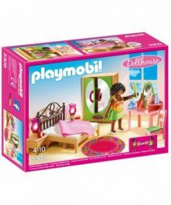 Playmobil Dollhouse, Dormitorul