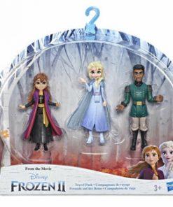 Disney Frozen 2 Scene de poveste - Elsa, Anna si Mattias