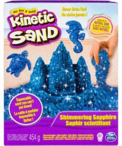Kinetic Sand, Pietre pretioase, albastru