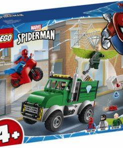 LEGO Super Heroes, Vanatoarea Vulturului 76147