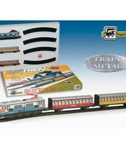 Trenulet Electric Colorat