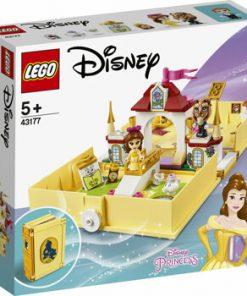 LEGO Disney Princess, Aventuri din cartea de povesti cu Belle 43177