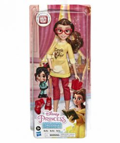Papusa Disney Princess Comfy - Belle