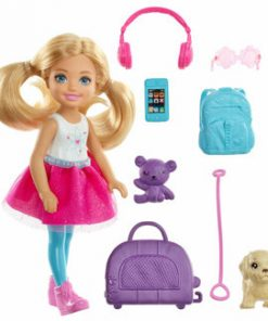 Papusa Barbie Travel - Chelsea
