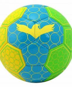 Minge din piele fotbal Nano Fluo Spots