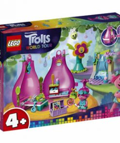 LEGO Trolls, Capsula lui Poppy 41251