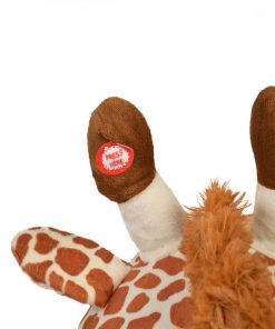 Balansoar plus pentru copii Giraffe cu sunete