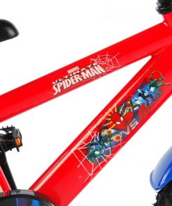 Bicicleta EL Spiderman 16