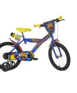 Bicicleta FC Barcelona 14 - Dino Bikes