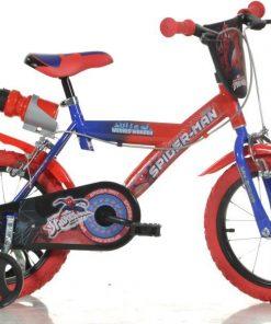 Bicicleta copii 16 SPIDERMAN