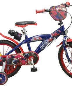 Bicicleta pentru copii Spiderman 16 inch