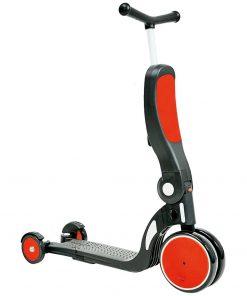 Bicicleta tricicleta si trotineta Chipolino All Ride 4 in 1 red