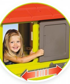Casuta cu bucatarie pentru copii Smoby Nature