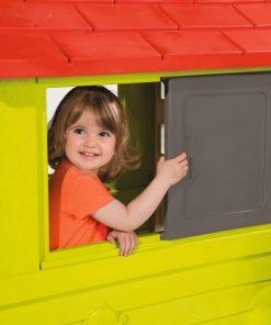 Casuta pentru copii Smoby Nature Playhouse