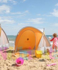 Cort pentru Plaja cu Protectie UV 50 Family