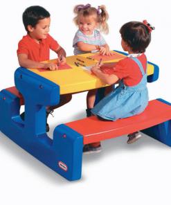 Masa picnic cu bancheta 6 copii