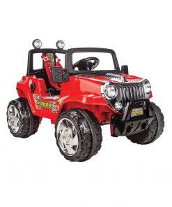 Masinuta electrica 12V Snappy Jeep Red