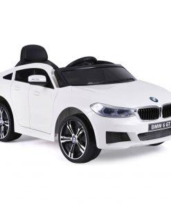 Masinuta electrica Chipolino BMW 6 GT white