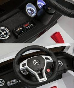 Masinuta electrica cu telecomanda Mercedes Benz AMG SL63