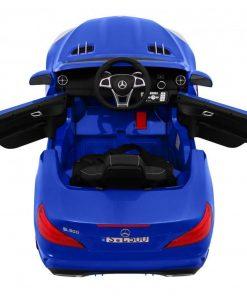Masinuta electrica Mercedes Benz SL500 Metalic Blue