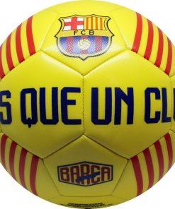 Minge FC Barcelona Catalunya Yellow marimea 5