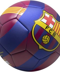 Minge FC Barcelona Logo Home marimea 5 mata metalica