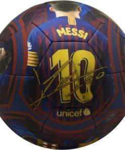 Minge FC Barcelona Messi marimea 5 1819 mata
