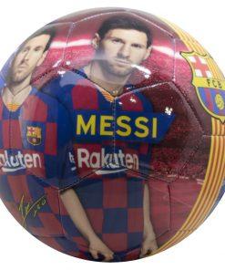 Minge FC Barcelona Messi marimea 5 1920 lucioasa