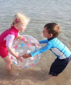 Minge de plaja copii