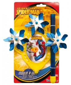 Morisca Spiderman