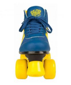 Role Rookie Retro V2.1 albastru cu galben 37