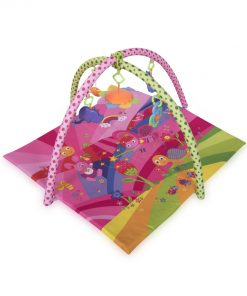 Saltea de activitate 89 x 84 cm Fairy Tales Pink