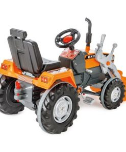 Tractor cu pedale si cupa Pilsan Operated