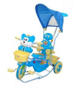 Tricicleta EuroBaby 2830AC Albastru