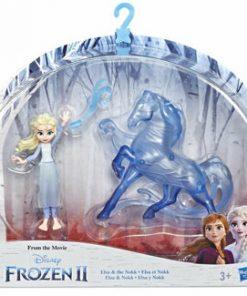 Disney Frozen 2 Scene de poveste - Elsa si Nokk