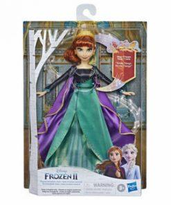 Frozen 2 - Papusa Aventura Muzicala Anna