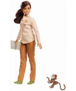 Barbie Cariere Aventuri In Jungla