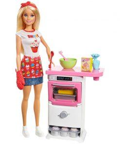 Set de joaca Brutarie Barbie