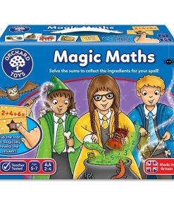 Joc educativ Magia Matematicii MAGIC MATH