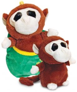 Maimuta de plus 18 cm Zoo Podlings