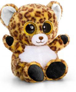 Leopard de plus Animotsu 15 cm