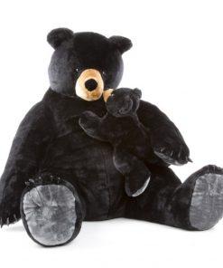 Urs negru gigant din plus