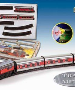 Trenulet electric calatori Articulado