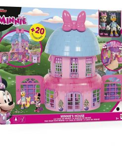Casuta Minnie si ajutoarele abile